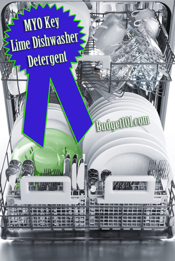 key lime dish detergent powder