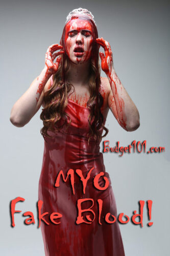 myo fake blood