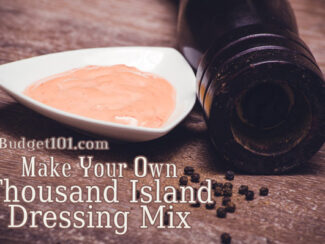 thousand island dressing mix