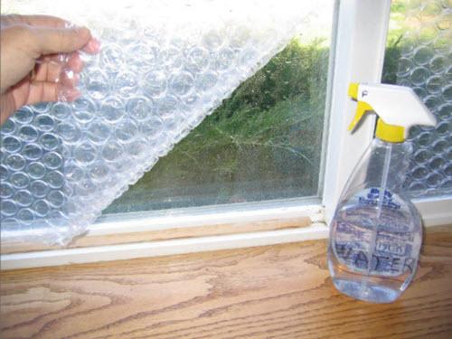 Super Cheap Window Insulation
