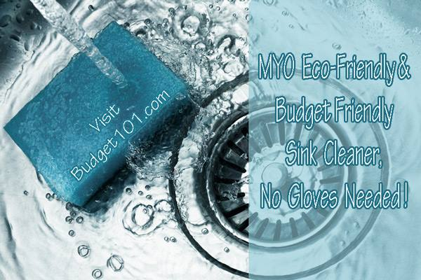 MYO Sink Cleaner