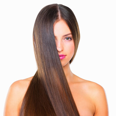 straighten hair naturally