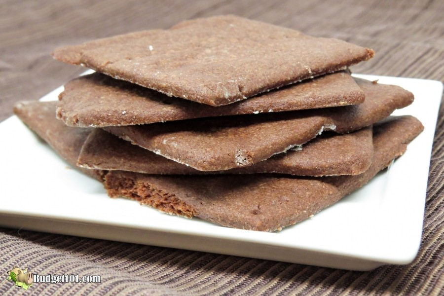 b101 myo chocolate graham crackers