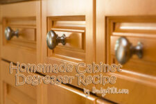 cabinet grease remover