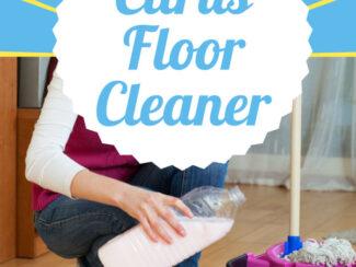 citrus floor cleaner