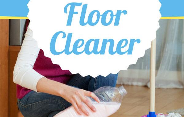 Citrus Floor Cleaner | Homemade Floor