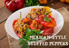 mexican stuffed peppers