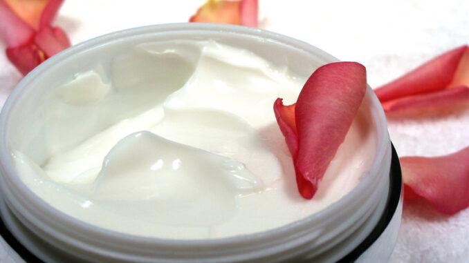romantic whipped body cream