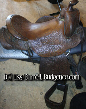 boot and saddle soap
