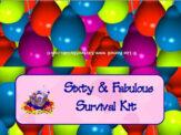 Sixty & Fabulous Survival Kit