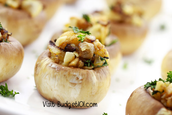 stuffed-mushrooms