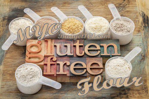 gluten free all purpose flour mix