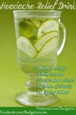 myo headache relief beverage