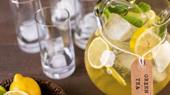 B101 Copycat lipton citrus green tea pitcher 2