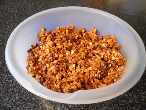 honey-granola