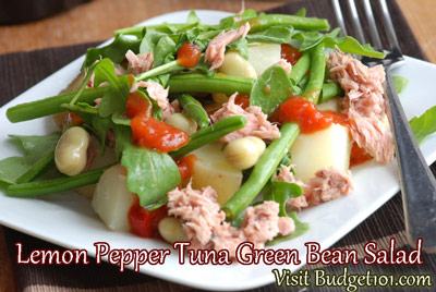 lemon-pepper-tuna-green-bean-salad