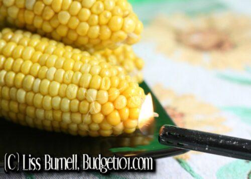 corn cob split ends hair saver