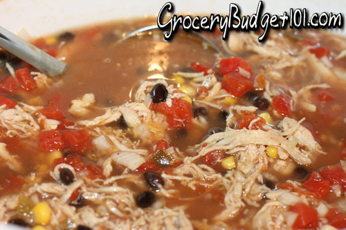 Southeastern Mexican Stew