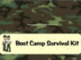 Boot Camp Survival Kit