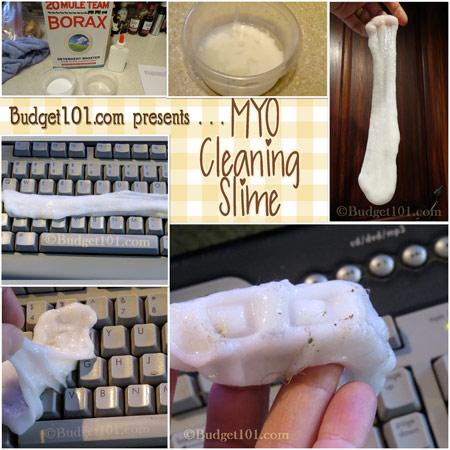 myo cleaning slime