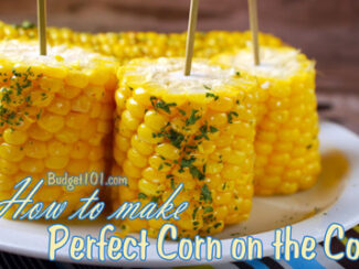 perfect corn on the cob no boiling no grilling