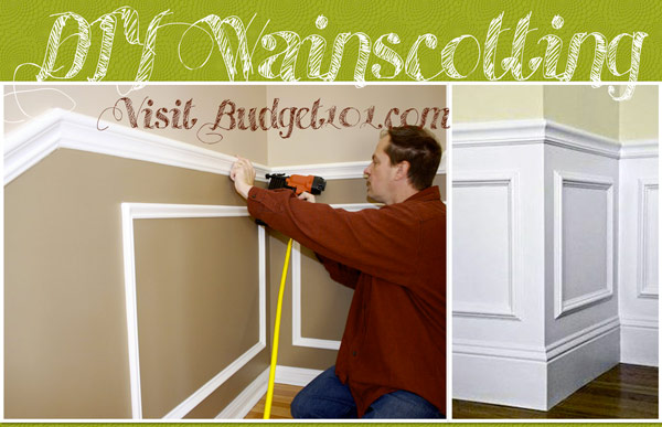simple-wainscotting