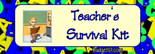 Teachers Survival Kit