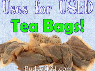 20 awesome uses for teabags that you might not have known about