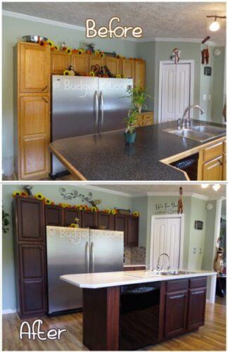 5ca00e8bf0cd9 diy kitchen transformation on the cheap