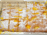 Apricot Bread Mix