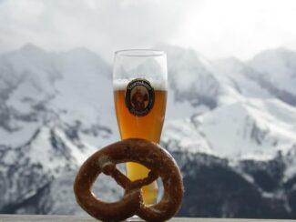 beer bottle pretzel mix 1