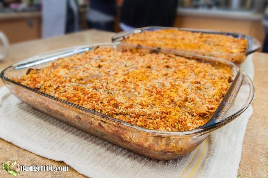 double the casseroles oamc