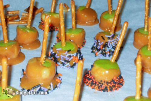 b101 candy apple bites 8
