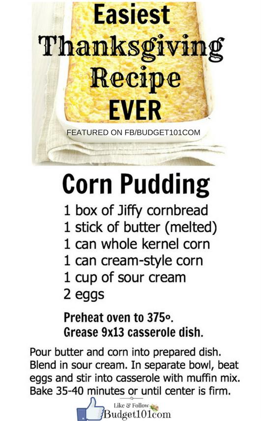 Copycat Jiffy Corn Muffin Mix