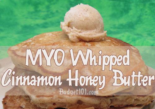 Whipped cinnamon honey butter fb