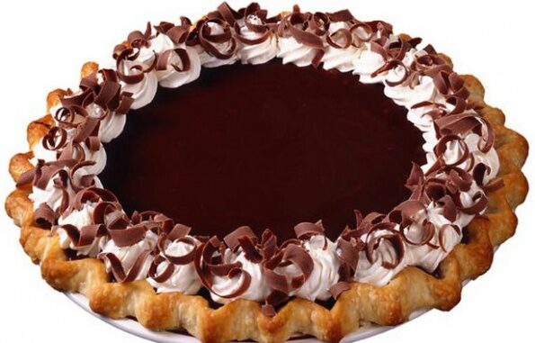 make ahead chocolate cream pie
