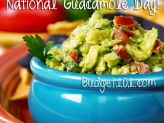 november 14 national guacamole day