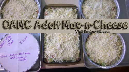 adult mac and cheese