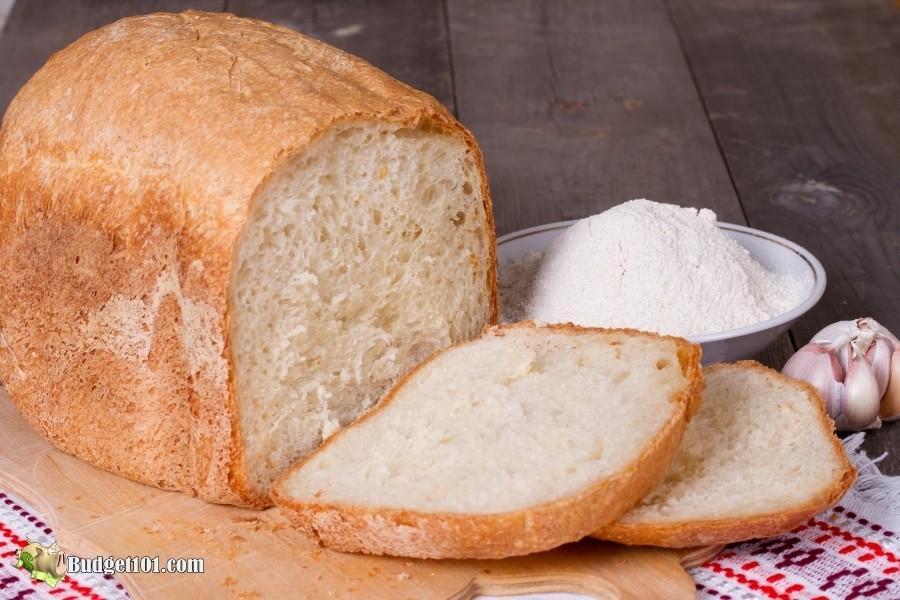 b101 old fashioned white bread recipe