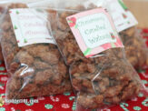 Cinnamon Candied Almonds or Pecans or Walnuts