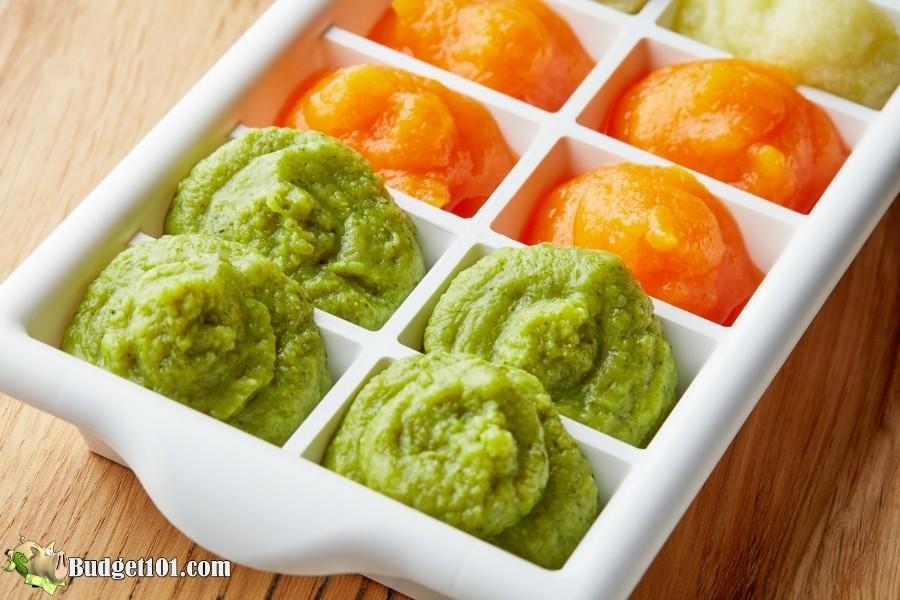 how to make homemade baby food budget101