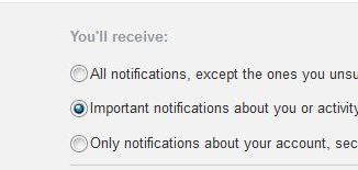 Tired of Overwhelming Facebook Email Notifications?