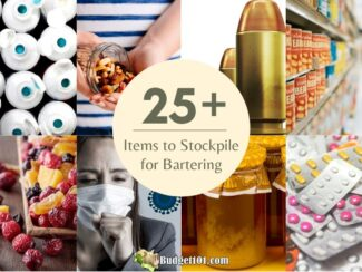 b101 stockpile for bartering