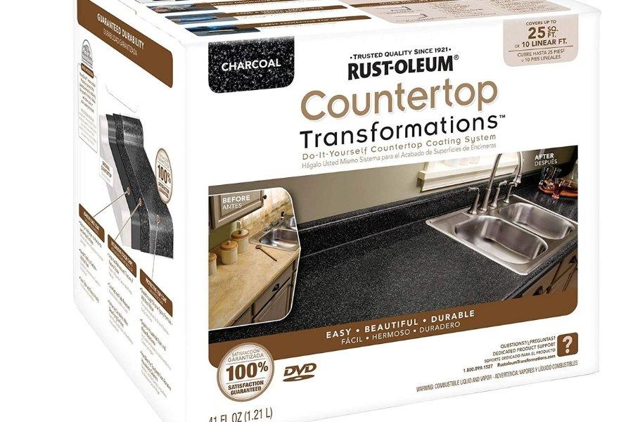 countertop transformation kit