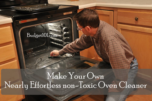 Homemade Oven Cleaner | Natural