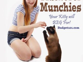 mackerel cat munchies