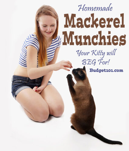 mackerel cat munchies