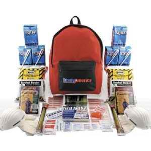 make your own 72hr survival kit
