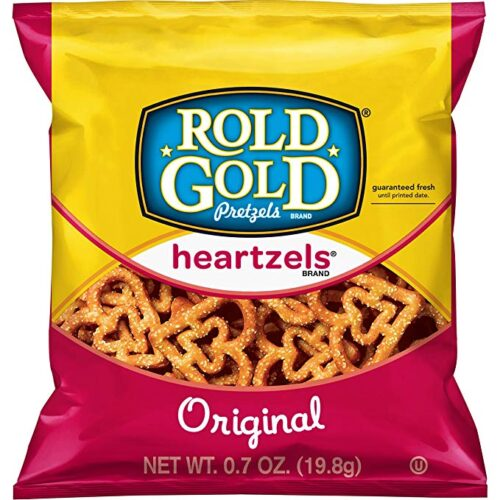 Heartzels- Heart Shaped Pretzels