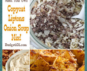 almost liptons onion soup mix